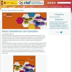 Retos Geométricos con GeoGebra