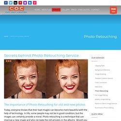 Cost-effective Advanced Photo Editing Service