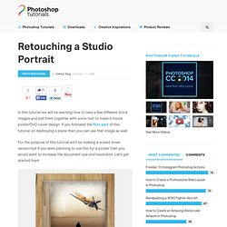 Retouching a Studio Portrait | Photo Retouching