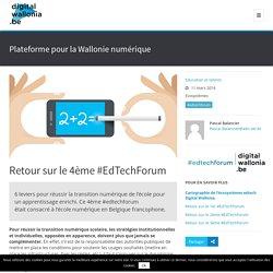 4ème édition du #EdTechForum. 2 mars 2016