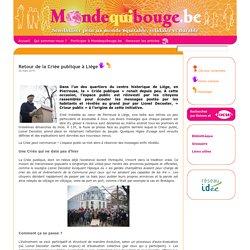 Retour de la Criée publique à Liège