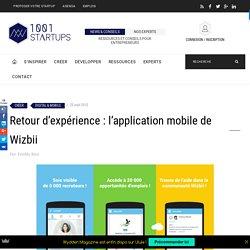 Retour d'expérience : l'application mobile de Wizbii