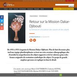 Retour sur la Mission Dakar-Djibouti