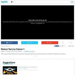 Retour Vers Le Future 1