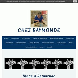 Dentelle de Retournac - Site de chezraymonde !