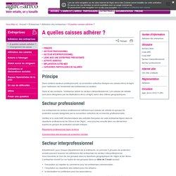 retraite complémentaire AGIRC-ARRCOA quelles caisses adhérer ?