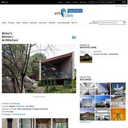 Writer's Retreat / Architectare
