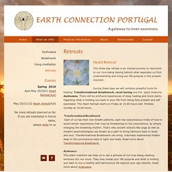Retreats - Earth Connection Portugal
