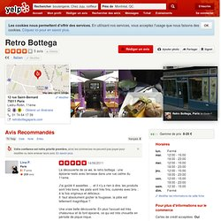 Retro Bottega - Ledru-Rollin - Paris