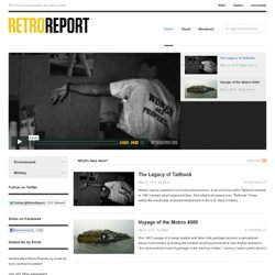 Retro Report | The truth now about the big stories then