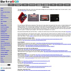 ROM Carts - Mozilla FireFox for eBuro