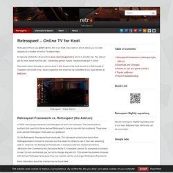 XOT:Uzg - Rieter.NET