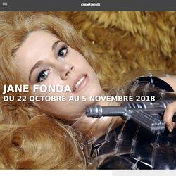 Rétrospective Jane Fonda