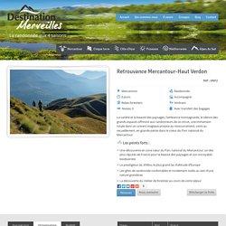 Retrouvance Mercantour-Haut Verdon - Destination Merveilles Destination Merveilles