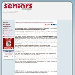 Seniors-Region : Ce que vous devez faire pour éviter les disputes et retrouver une bonne communication