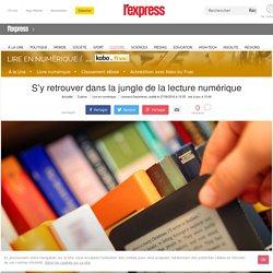 S'y retrouver dans la jungle de la lecture numérique