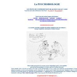 RETROUVER SON NORD la psychobiologie