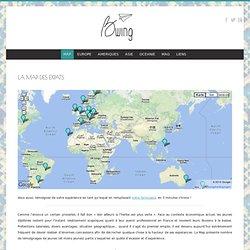 Au sein de la Map, retrouvez les expats du monde entier !
