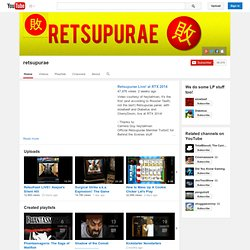 retsupurae's Channel