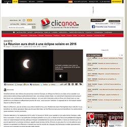 La R�union aura droit � une �clipse solaire en 2016