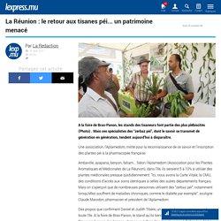 L EXPRESS_MU 15/05/11 La Réunion : le retour aux tisanes péi... un patrimoine menacé