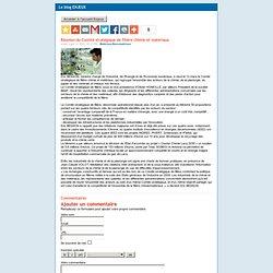 Réunion du Comité stratégique de filière chimie et matériaux