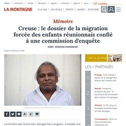 Creuse : le dossier de la migration forcée des enfants réunionnais confié à une commission d'enquête - Guéret (23000)
