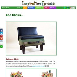 Reuse Chairs