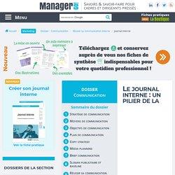 Réussir son journal interne : conseils et exemples