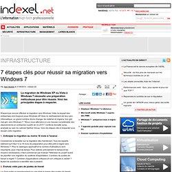7 étapes clés pour réussir sa migration vers Windows 7