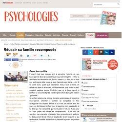 Réussir sa famille recomposée : Gérer les conflits