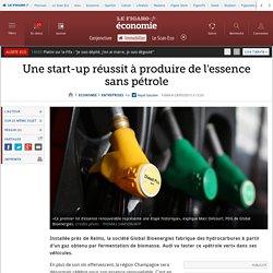Une start-up réussit à produire de l'essence sans pétrole