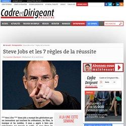 Steve Jobs et les 7 règles de la réussite