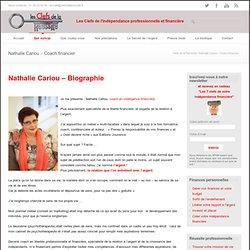 Clefs de la Réussite Nathalie Cariou - Coach financier - Clefs de la Réussite