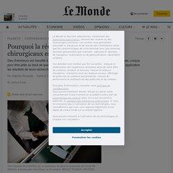LE MONDE 13/11/20 Pourquoi la réutilisation des masques chirurgicaux est bloquée en France