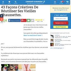 43 Façons Créatives De Réutiliser Ses Vieilles Chaussettes.