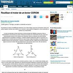 (16) Reutilizar el motor de un lector CDROM
