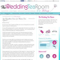 Un réveillon sous le thème des épices ! - The Wedding Tea Room