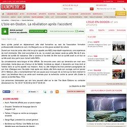 11/04/13 L'Isle-en-Dodon. La révélation après l'accident