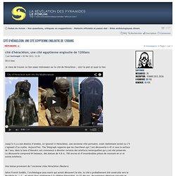 Consulter le sujet - cité d'héracléion, une cité egyptienne engloutie de 1200ans