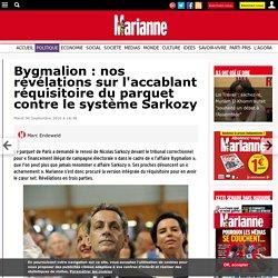 Bygmalion : nos révélations sur l'accablant réquisitoire du parquet contre le système Sarkozy