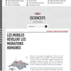 Les mobiles révèlent les migrations humaines