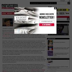 Pour ne pas révéler ses sources, James Risen du New York Times risque la prison