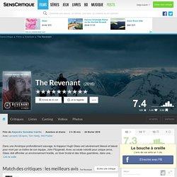 The Revenant - Film (2016)