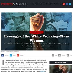 Revenge of the White Working-Class Woman