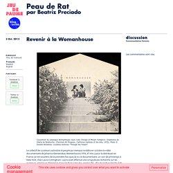 Revenir à la Womanhouse - Peau de Rat