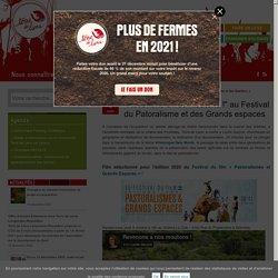 """""""Revenons à nos moutons!"""" au Festival du Patoralisme et des Grands espaces"""