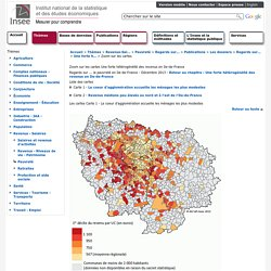 Revenus-Salaires - Regards sur la pauvreté en Ile-de-France