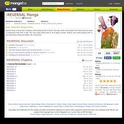 :REverSAL Manga - Read REverSAL Manga Online for Free