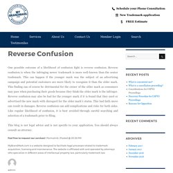 Reverse Confusion – My Brand Mark Blog